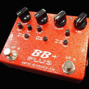 Xotic BB Plus Preamp and Boost