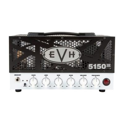 EVH Eddie Van Halen 5150III LBX Lunchbox Guitar Amplifier Head, Used
