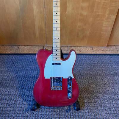 Fender Telecaster 1978 Crimson Red