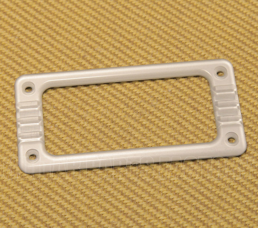 Genuine Gretsch Silver Acrylic Plexi Pickup Mounting Ring Bezel 0061605000 NEW!