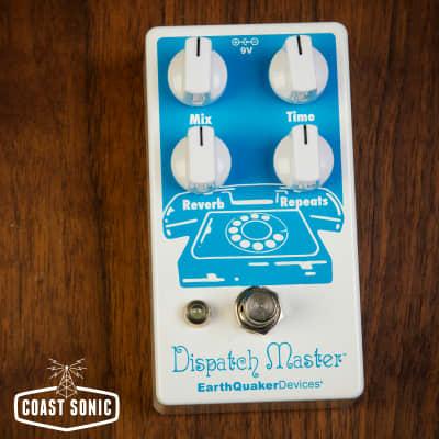 EarthQuaker Devices Dispatch Master Digital Delay & Reverb V2