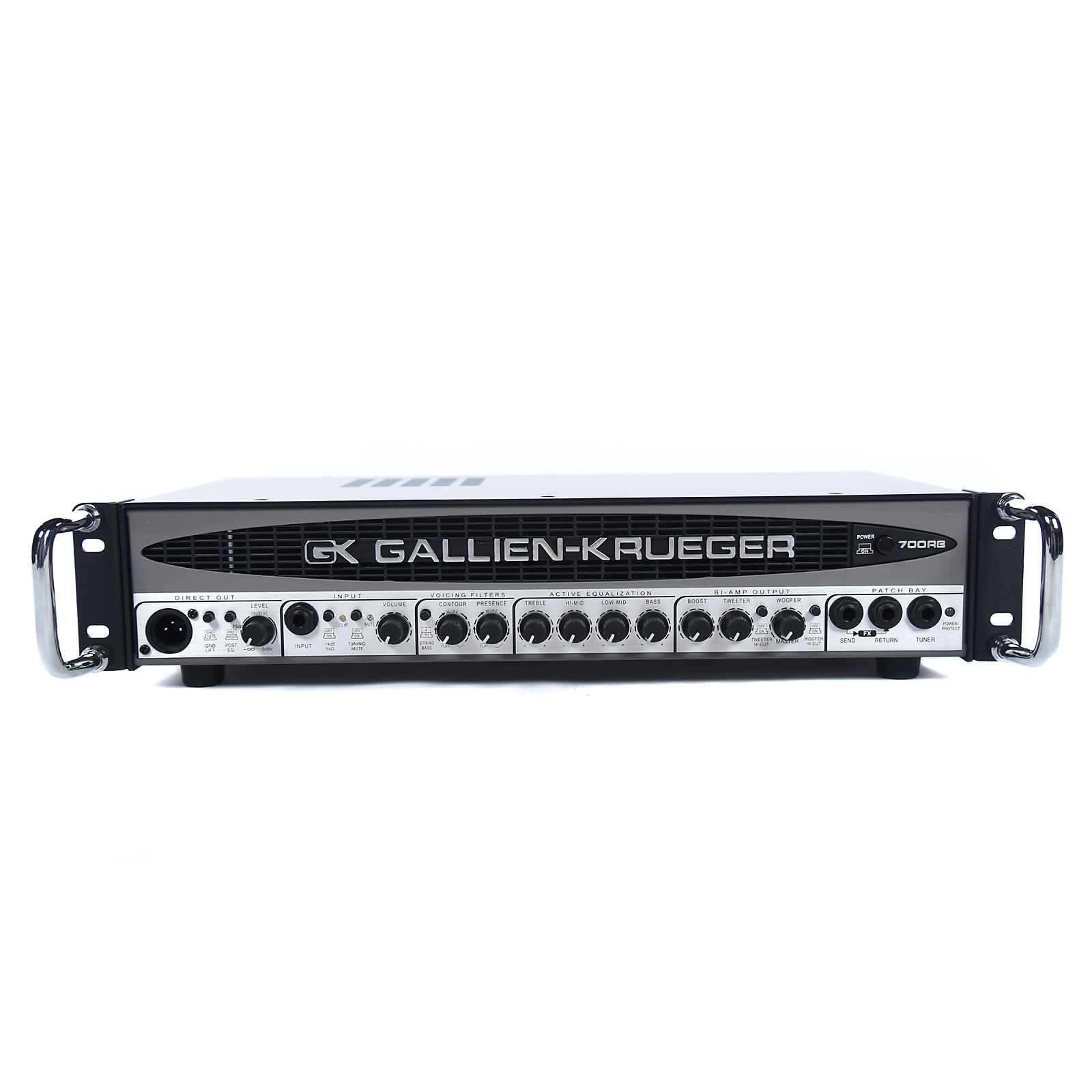 Gallien-Krueger 700RB-II 480+50W Head