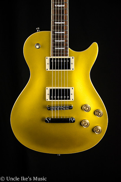 Washburn WIN-STD Gold Top Electric Guitar