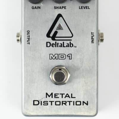 Delta Labs Metal Distortion
