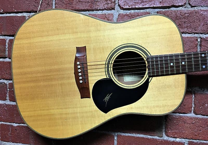 Guitar Parts Queensland : maton a 80 australian acoustic guitar 2001 reverb ~ Vivirlamusica.com Haus und Dekorationen