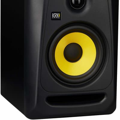 KRK CL5G3 RP5G3 Classic Rokit 5 5'' Powered Active Studio Monitor, Black Single