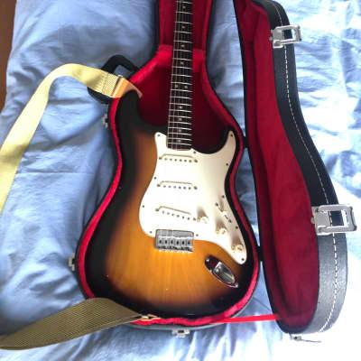 Fender Stratocaster Hardtail 1977