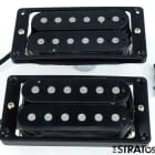 USA Gibson Les Paul DS-A5 Humbucker PICKUP SET Black Quick Connect SALE! image