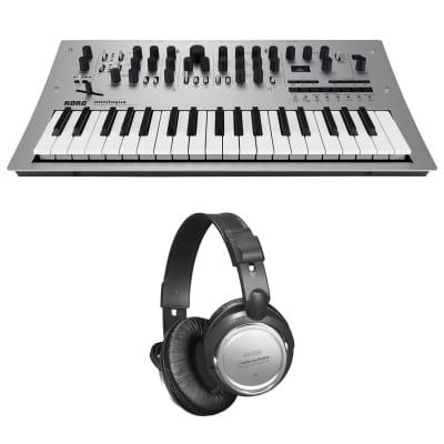 Korg minilogue Polyphonic Analog Synthesizer STUDIO KIT