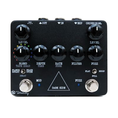Keeley Dark Side Workstation Pedal
