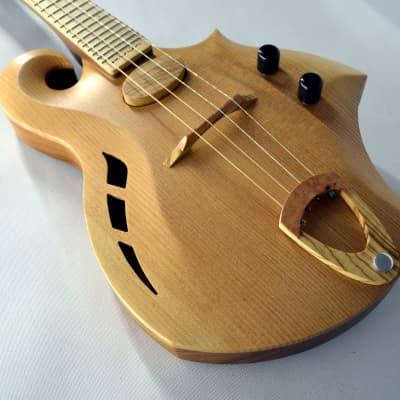 murray kuun opus mandolin 2018 natural wood for sale