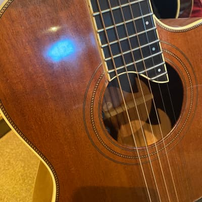Angus All Mahogany 12 fret for sale