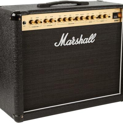 "Marshall DSL40CR 1x12"" 40 Watt Tube Guitar Combo with Reverb"