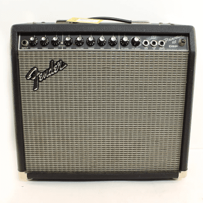 "Fender Princeton 65 2-Channel 65-Watt 1x12"" Solid State Guitar Combo 1999 - 2002"