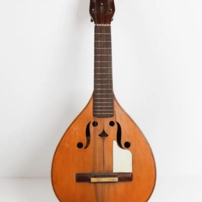 Jaime RIBOTLaúd. Bandurria. Old Guitar  1895 - 1910