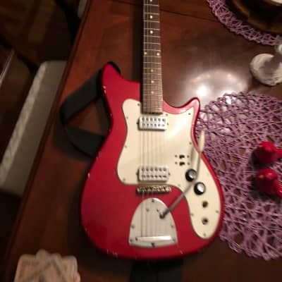 Kapa Continental 1965? Candy apple red for sale