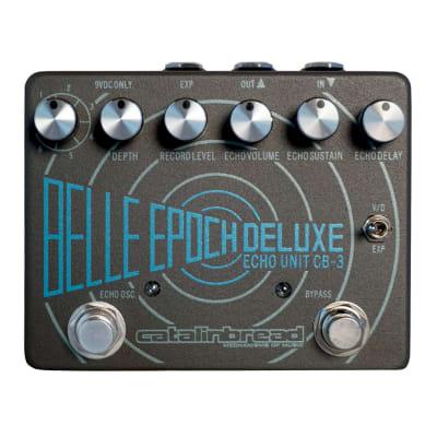 Catalinbread Belle Epoch Deluxe CB3 Dual Tape Echo Emulation