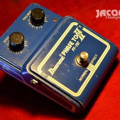 Ibanez PT-707 original analog phasing