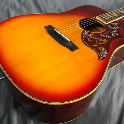 Greco Canda Hummingbird 202  Rare MIJ!  1970's Sunburst for sale