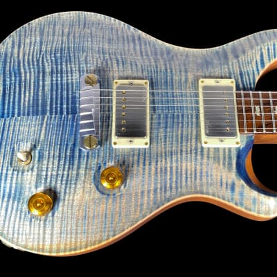2005-2012 Paul Reed Smith Modern Eagle I with Solid Brazilian Rosewood Neck ~ Faded Blue Jean for sale