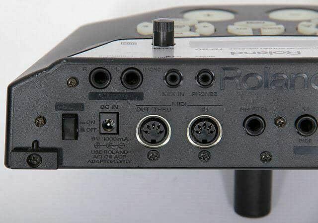 Roland TD-6V Electronic Drum Module Brain