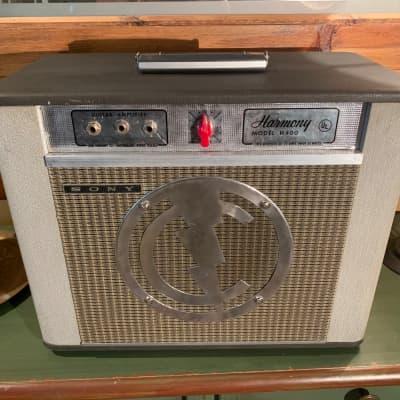 Cee Custom Harmony H400 1960's vintage tube amp for sale