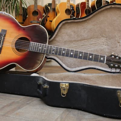 1975 Hoyer Jumbo 12-string for sale