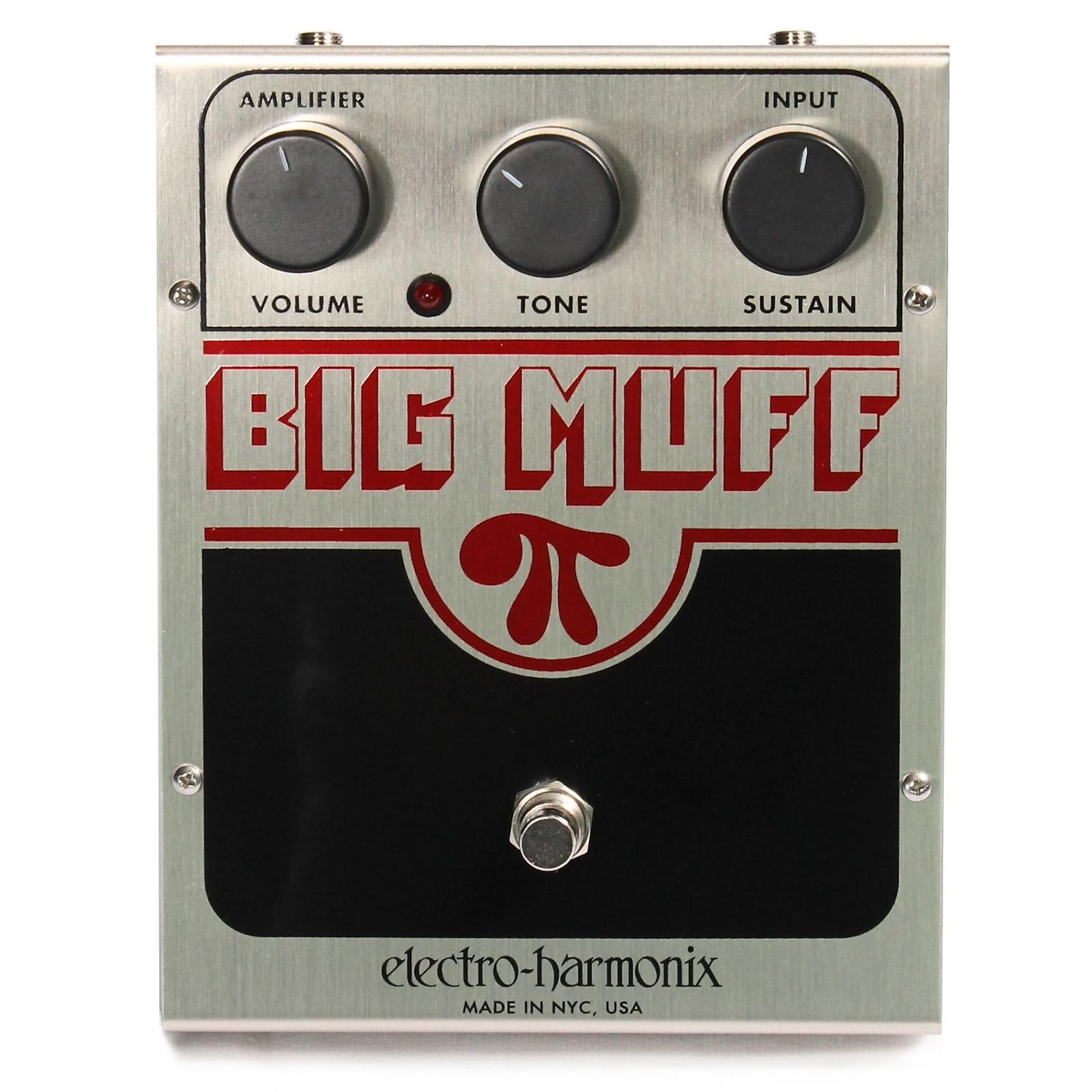Electro-Harmonix Big Muff Pi Distortion/Sustain Pedal