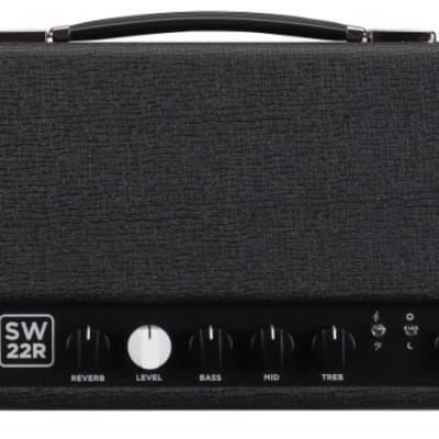 Morgan Amplification SW22R, Black