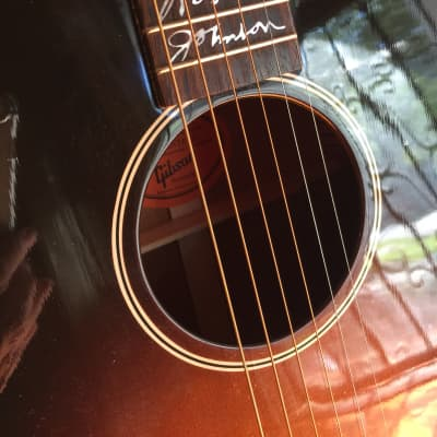 Gibson L-1 Robert Johnson ~ Sunburst  ~ 2012 for sale