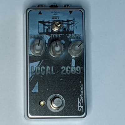SPS Pedals Local 2609 #003