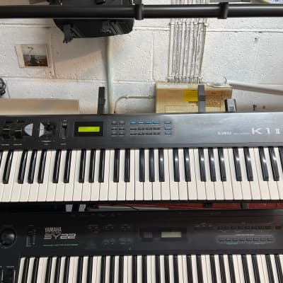 Vintage 1980s Kawai K1 II Keyboard Synthesiser
