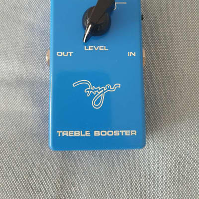 Fryer brian may treble booster  Blue for sale