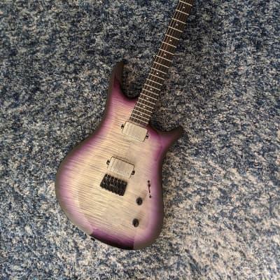 Balaguer Guitars Archetype Select, Nightmare Burst, Ebony Fretboard, Flame Maple for sale