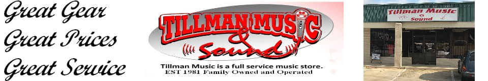 Tillman Music Rock Hill