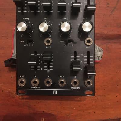 Roland System-500 521 Eurorack Dual VCF Module