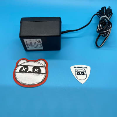 Danelectro Zero Hum AC/DC Adapter | Model DA-1 | Fast Shipping!