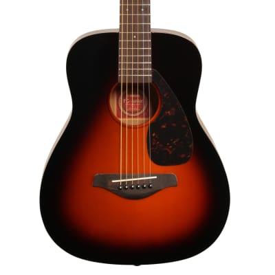 Yamaha JR2-TBS 3/4 Scale Folk Guitar Tobacco Brown Sunburst