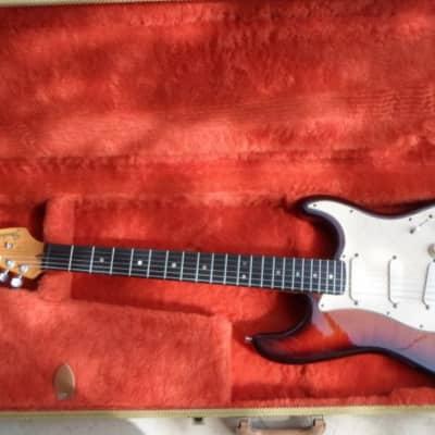 Fender Custom Shop Limited Edition 35th Anniversary Stratocaster Sunburst 1990 for sale