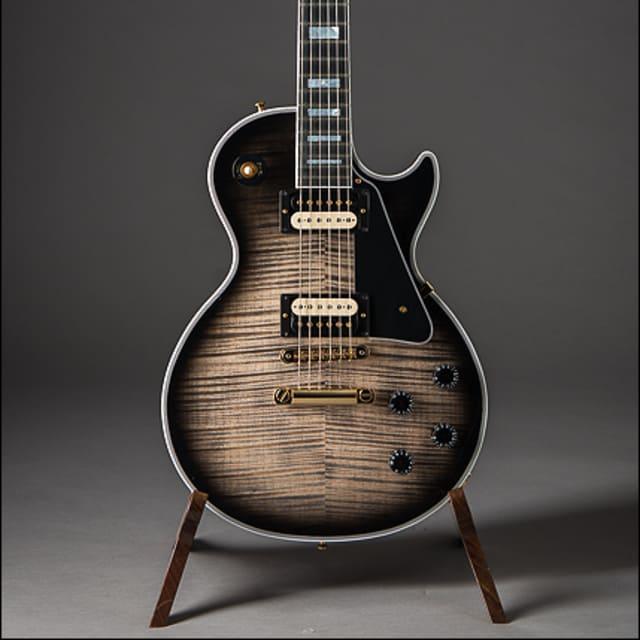 Gibson Les Paul Custom M2M Cobra Burst image