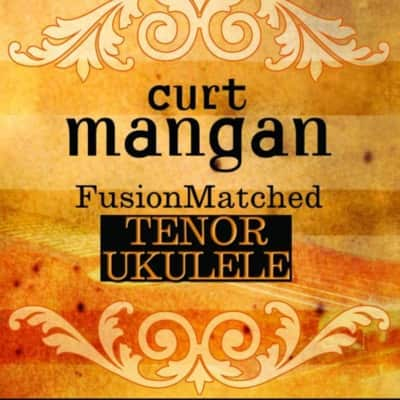 Curt Mangan Ukelele Strings - Tenor/Concert Fusion Matched - Free  USA Shipping