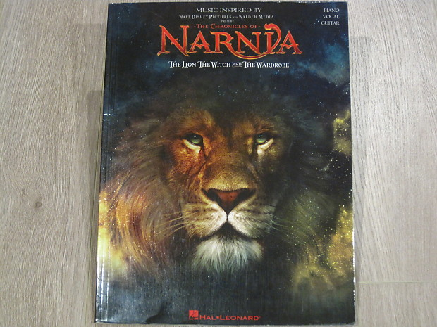 The Chronicles of Narnia Songbook: The Lion, the Witch and The Wardrobe