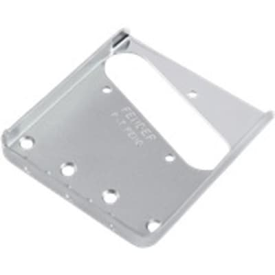 Fender American Vintage 3-Saddle Telecaster® Bridge Plate, Chrome