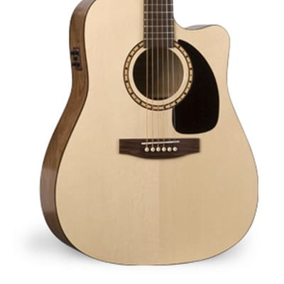 Simon & Patrick 029044 Woodland CW Spruce A3T Acoustic Electric 6 String Guitar for sale