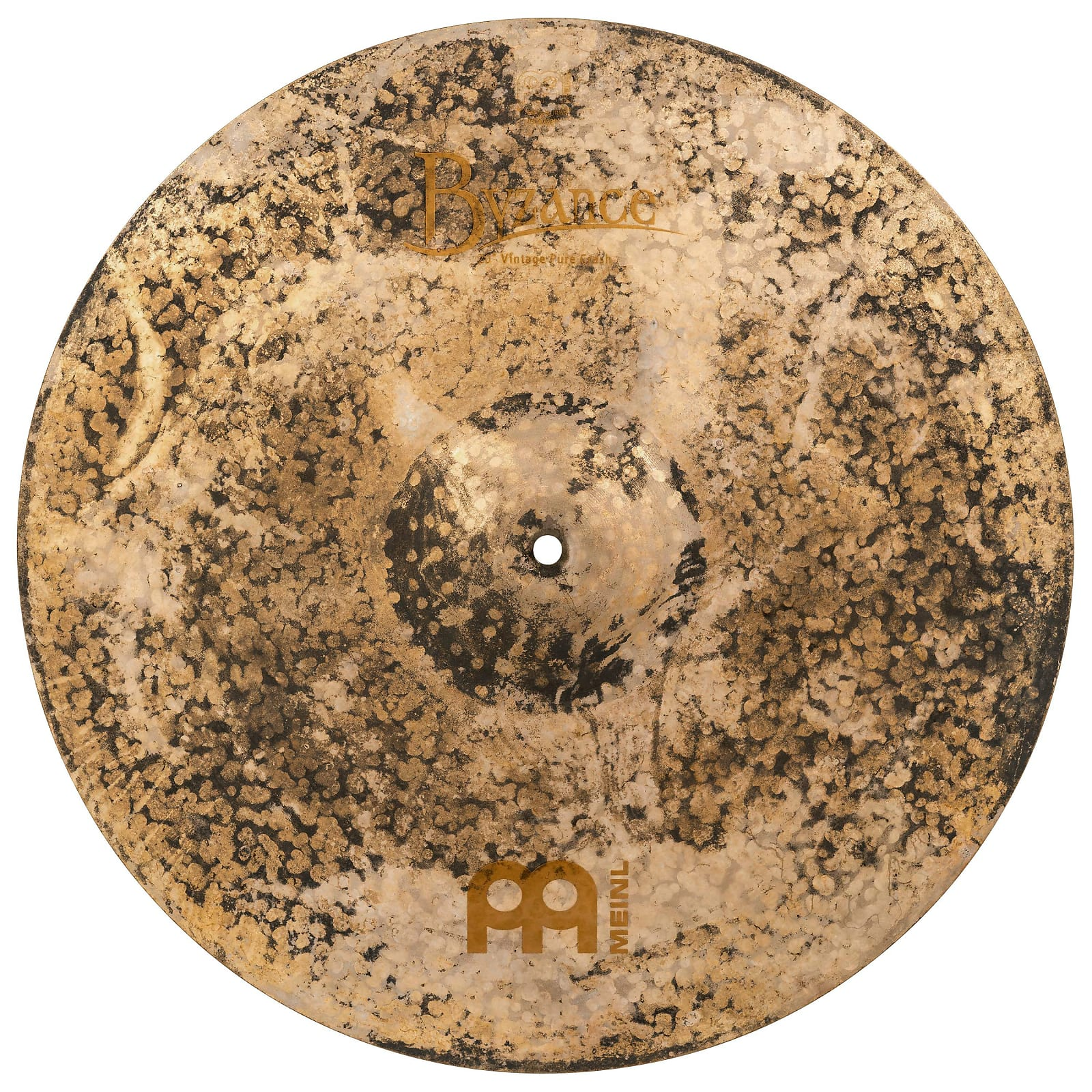 Meinl Cymbals B20VPC Byzance 20-Inch Vintage Pure Crash Cymbal (VIDEO)