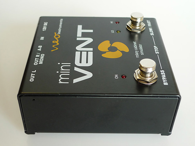 neo instruments mini vent rotary cabinet simulator for guitar reverb. Black Bedroom Furniture Sets. Home Design Ideas