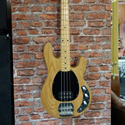 OLP MM4 Electric Bass Guitar Naturel for sale