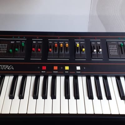 Arp Quartet/ Siel Orchestra multitimbral string synthesizer