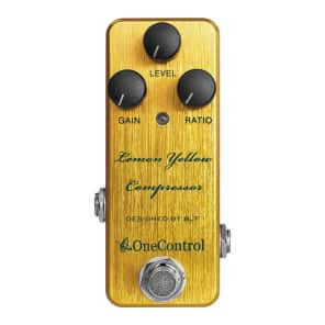 One Control Lemon Yellow Compressor for sale