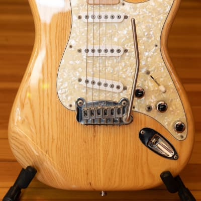 G&L S-500 - USA  - Natural Ash - Incredible sounds! for sale
